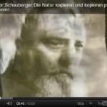 Die Natur kapieren und kopieren – Viktor Schauberger