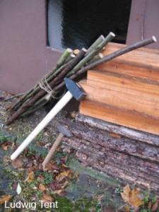 Material - Instream Restaurieren