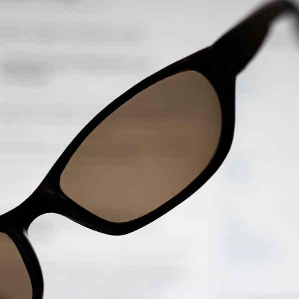 Polbrille schafft Durchblick