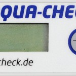 Söll AQUA-CHECK Display angelaufen