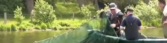 Grundlagen der Zugnetzfischerei