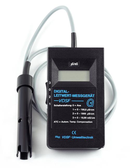 VDSF Leitwert-Messgerät G